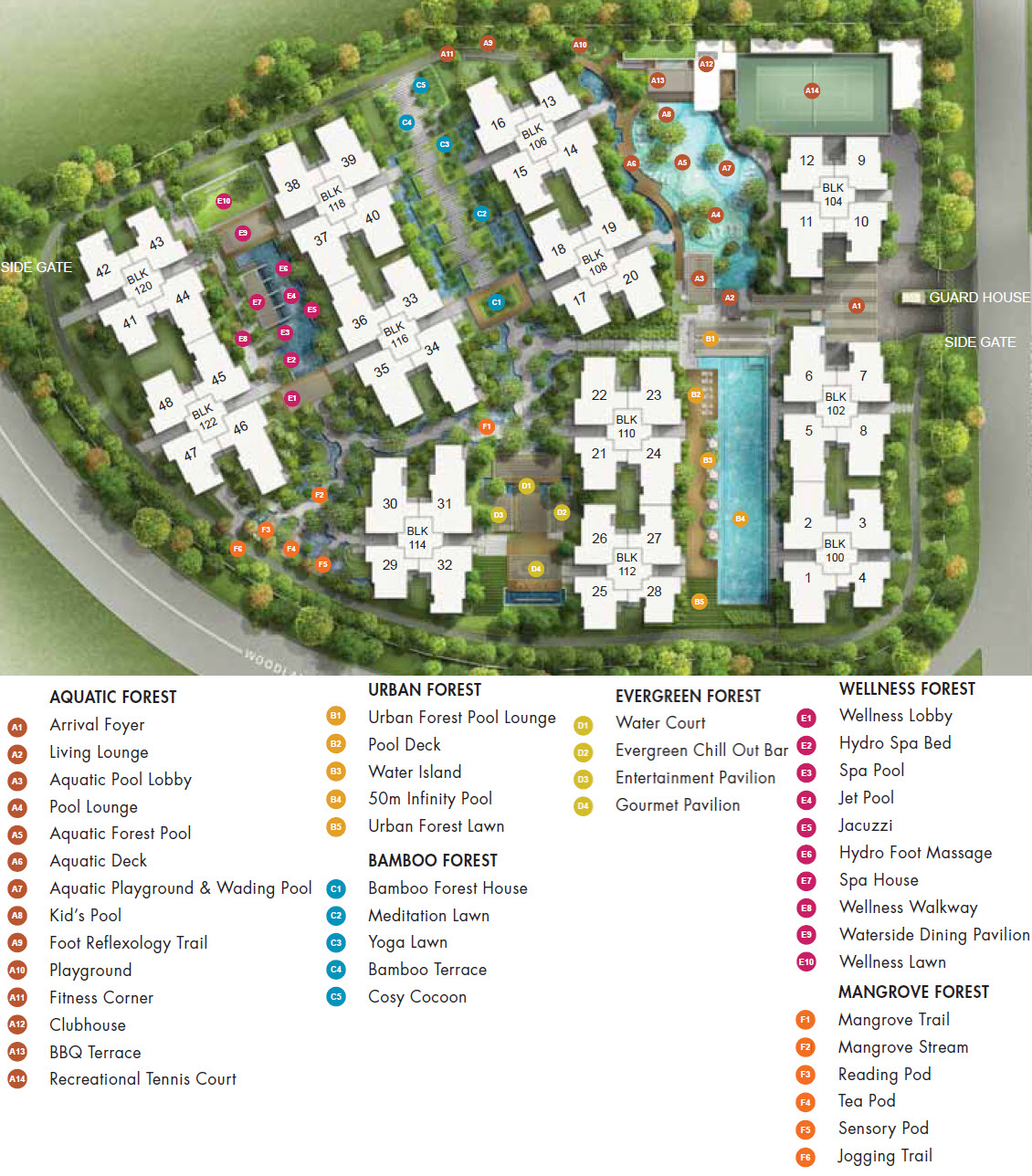 Bellewoods EC Facilities Plan